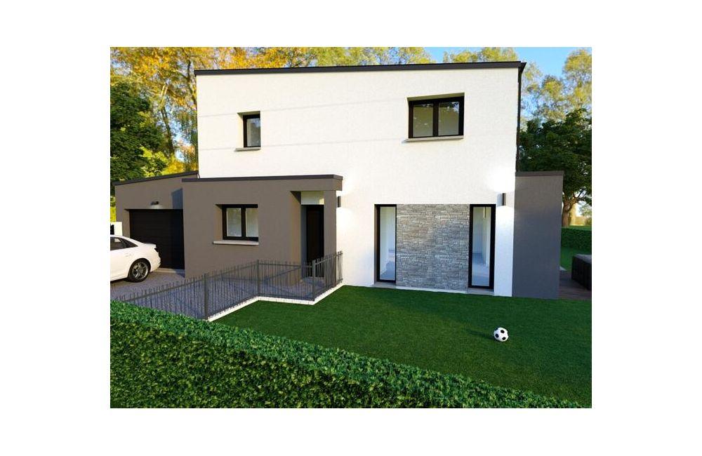 Terrain Maison Montfort Sur Meu 35160 423m 267 020 Broceliande Construction